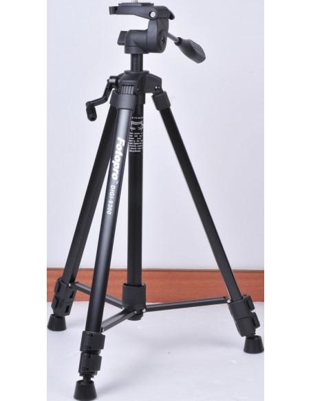 Rollei DIGI 9300 tripod Digital/film cameras 3 leg(s) Black Rollei 20836 - 2