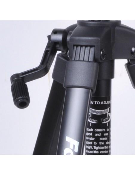 Rollei DIGI 9300 tripod Digital/film cameras 3 leg(s) Black Rollei 20836 - 4