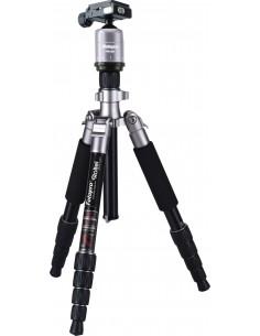 Rollei Compact Traveler No. 1 kolmijalka Digitaalinen ja elokuva-kamerat 3 jalkoja Musta Rollei 20933 - 1