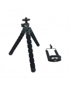 Rollei 22544 tripod Mobile phone 3 leg(s) Black Rollei 22544 - 1
