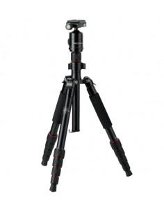 Rollei Compact Traveler No.1 kolmijalka Digitaalinen ja elokuva-kamerat 3 jalkoja Musta Rollei 22585 - 1