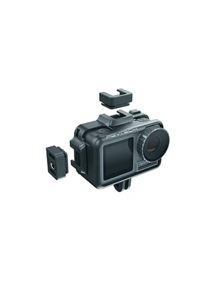"PGYTECH P-11B-010 camera cage 1/4"" Black Pgytech P-11B-010 - 4"