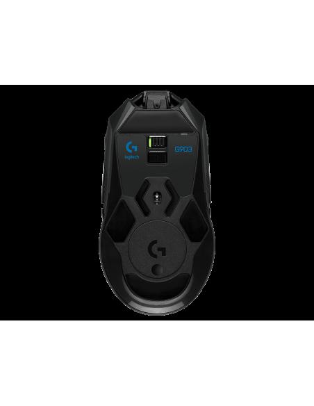Logitech G G903 mouse RF Wireless Optical 16000 DPI Ambidextrous Logitech 910-005672 - 4
