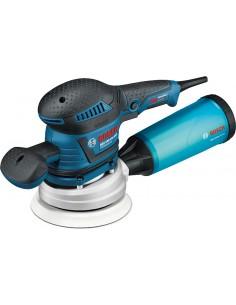 Bosch 0 601 37B 101 käsihiomakone Epäkeskohiomakone 12000 RPM 24000 OPM Musta, Sininen Bosch 060137B101 - 1