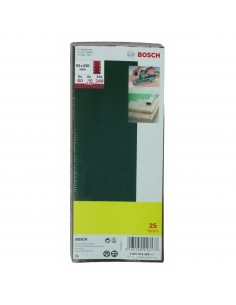 Bosch 2 607 019 499 sander accessory 25 pc(s) Bosch 2607019499 - 1