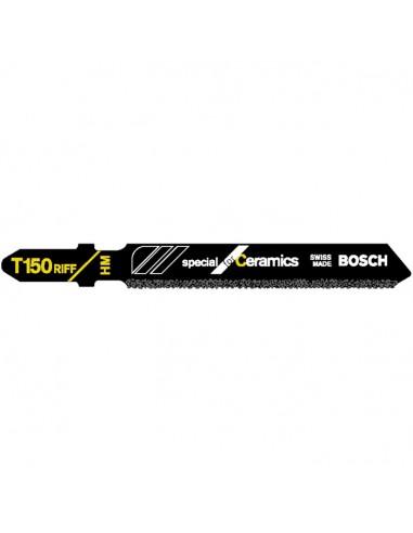 Bosch 2 608 633 105 sågblad till sticksåg, dekupörsåg och tigersåg Bosch 2608633105 - 1