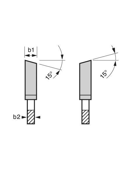 Bosch 2 608 640 617 pyörösahanterä 19 cm 1 kpl Bosch 2608640617 - 5