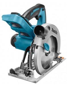 Makita DHS710ZJ portable circular saw 19 cm Black, Blue, Metallic 4800 RPM Makita DHS710ZJ - 1