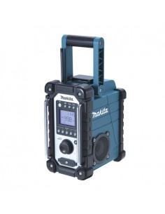 Makita DMR107 radioapparater Arbetsplats Svart, Turkos Makita DMR107 - 1