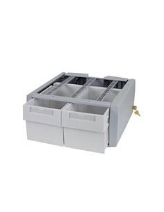 Ergotron 97-984 multimedia cart accessory Grey Drawer Ergotron 97-984 - 1