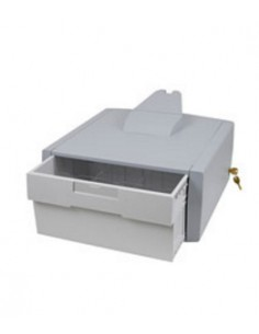 Ergotron PRIMARY DRAWER TALL SINGLE multimedia cart accessory Grey, White Ergotron 97-989 - 1