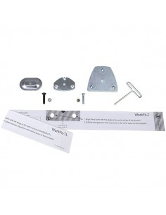 Ergotron 98-017 multimedia cart accessory Metallic Mounting kit Ergotron 98-017 - 1