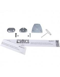 Ergotron 98-017 multimedialaitteiden kärryjen lisävaruste Metallinen Asennussarja Ergotron 98-017 - 1