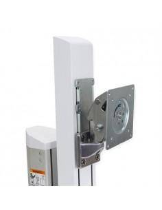 """Ergotron 98-029 monitorin kiinnike ja jalusta 68.6 cm (27"""") Metallinen, Valkoinen Ergotron 98-029 - 1"""