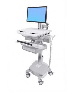 Ergotron StyleView Valkoinen Litteä paneeli Multimediakärry Ergotron SV44-13A2-2 - 1
