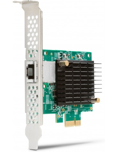 HP Aquantia NBASE-T 5GbE PCIe NIC Internal Ethernet 5000 Mbit/s Hp 1PM63AA - 1