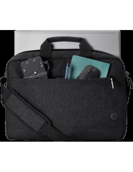 "HP 1X645AA notebook case 39.6 cm (15.6"") Briefcase Black Hp 1X645AA - 5"