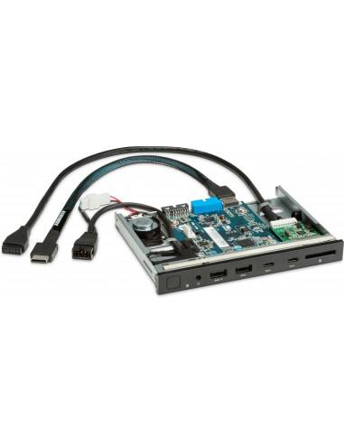 HP 1XM32AA interface cards/adapter Internal USB 3.2 Gen 1 (3.1 1) Hp 1XM32AA - 1