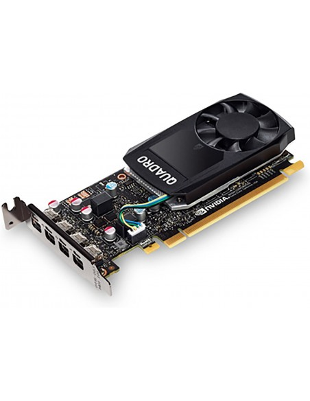 HP NVIDIA Quadro P620 2GB Graphics Card Hp 3ME25AA - 1