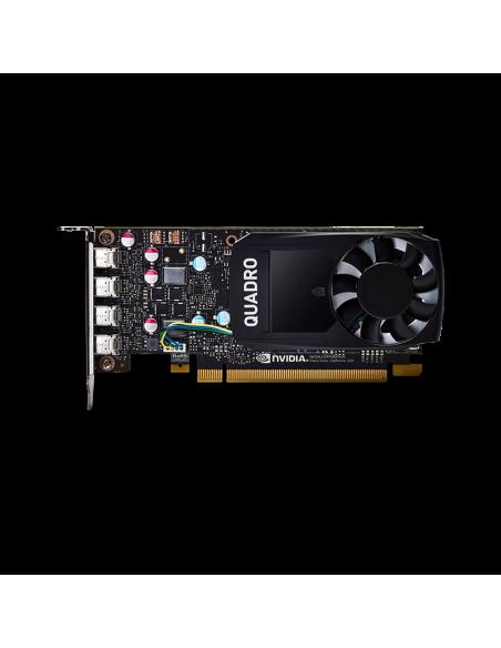 HP NVIDIA Quadro P620 -näytönohjain, 2 Gt Hp 3ME25AA - 3