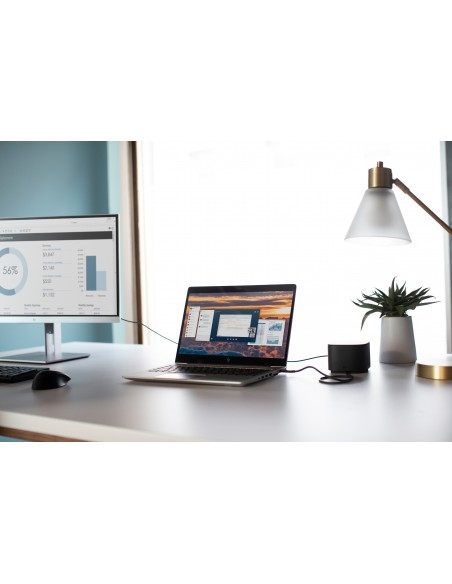 HP USB Fingerprint mouse Ambidextrous Type-A Hp 4TS44AA - 5