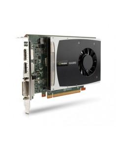 HP WS077AV grafikkort NVIDIA 1 GB GDDR5 Hp WS077AV - 1