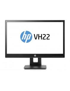 "HP VH22 54.6 cm (21.5"") 1920 x 1080 pikseliä Full HD LED Musta Hp X0N05AA#ABB - 1"