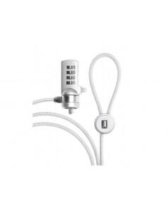 Multibrackets 0571 kabellås Silver 1.8 m Multibrackets 7350022730571 - 1