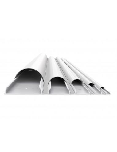 Multibrackets 1264 kabelskydd Sladdhantering Vit Multibrackets 7350022731264 - 1