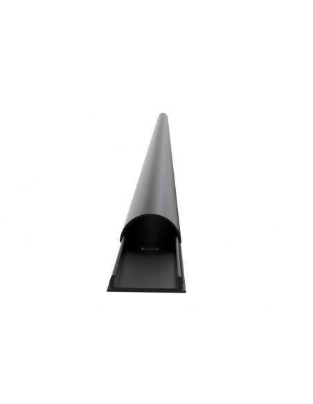 Multibrackets M Universal Cable Cover Black 33mm-W 1600-L Multibrackets 7350022731318 - 2