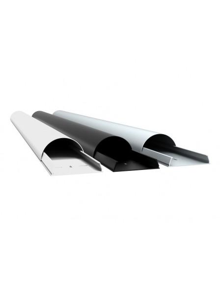 Multibrackets M Universal Cable Cover Black 33mm-W 1600-L Multibrackets 7350022731318 - 5