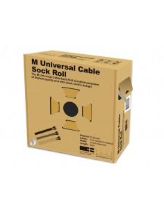 Multibrackets 2445 kaapelinjärjestäjä Kaapelisukka Hopea 1 kpl Multibrackets 7350022732445 - 1