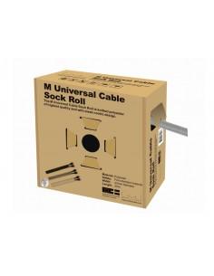 Multibrackets 2476 kaapelinjärjestäjä Kaapelisukka Hopea 1 kpl Multibrackets 7350022732476 - 1