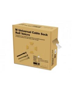Multibrackets 2865 kabelsamlare Kabelstrumpa Vit 1 styck Multibrackets 7350022732865 - 1