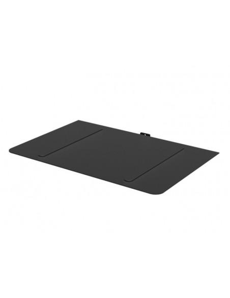 Multibrackets M Public Display Stand Shelf Black Multibrackets 7350022737600 - 1