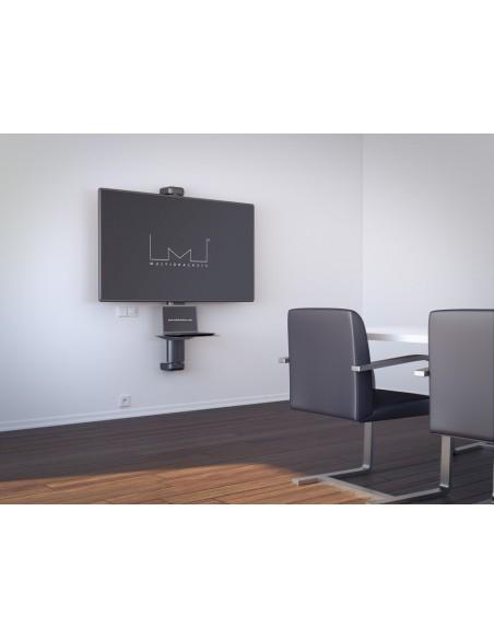 Multibrackets M Public Display Stand Shelf Black Multibrackets 7350022737600 - 6