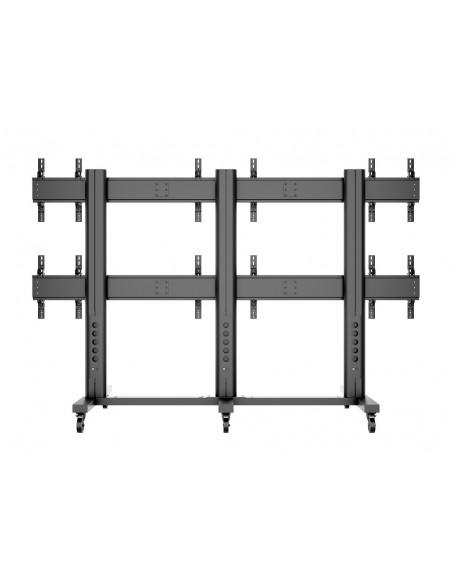 """Multibrackets 9727 kyltin näyttökiinnike 139.7 cm (55"""") Musta Multibrackets 7350022739727 - 4"""