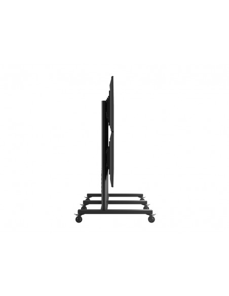 """Multibrackets 9727 kyltin näyttökiinnike 139.7 cm (55"""") Musta Multibrackets 7350022739727 - 11"""
