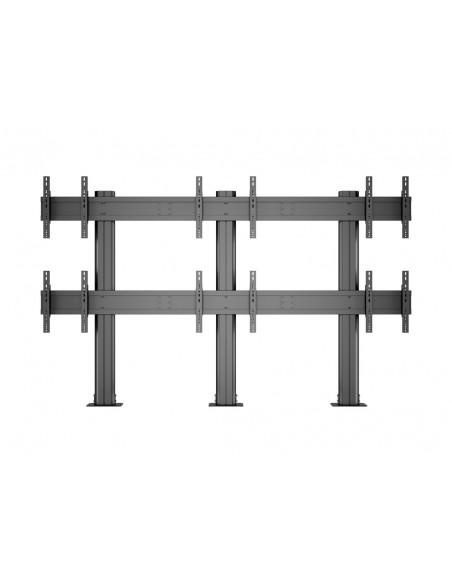 """Multibrackets 9727 kyltin näyttökiinnike 139.7 cm (55"""") Musta Multibrackets 7350022739727 - 16"""