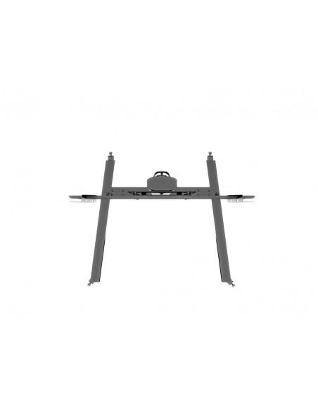 """Multibrackets 0643 kyltin näyttökiinnike 160 cm (63"""") Musta Multibrackets 7350073730643 - 6"""