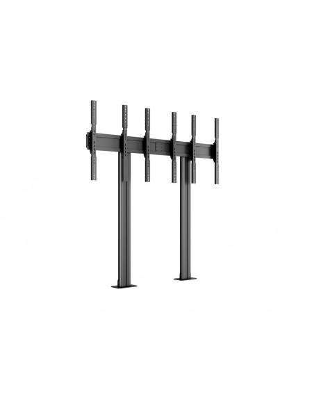 """Multibrackets 1800 kyltin näyttökiinnike 139.7 cm (55"""") Musta Multibrackets 7350073731800 - 15"""