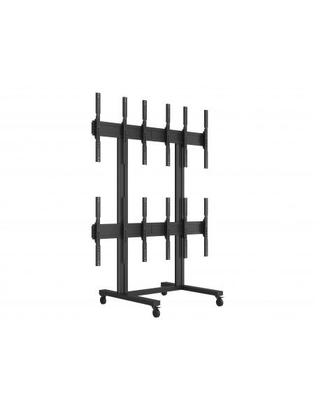 """Multibrackets 1824 kyltin näyttökiinnike 139.7 cm (55"""") Musta Multibrackets 7350073731824 - 1"""