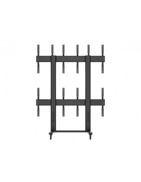 """Multibrackets 1824 kyltin näyttökiinnike 139.7 cm (55"""") Musta Multibrackets 7350073731824 - 4"""