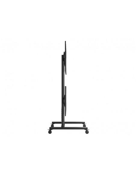 Multibrackets M Public Video Wall Stand Portrait 6-Screens 40-55'' Black Multibrackets 7350073731824 - 5