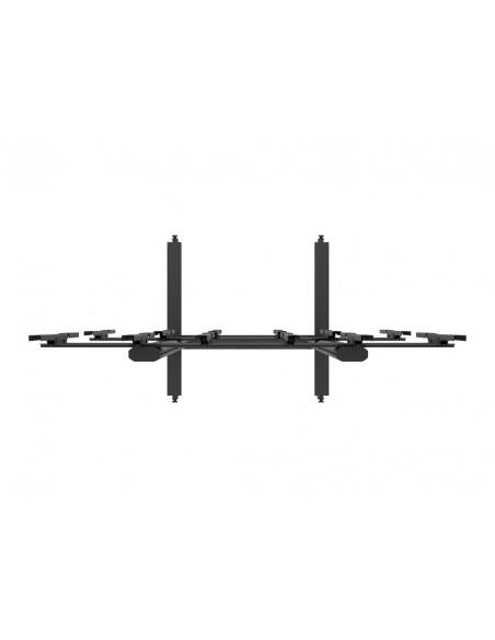 """Multibrackets 1824 kyltin näyttökiinnike 139.7 cm (55"""") Musta Multibrackets 7350073731824 - 6"""
