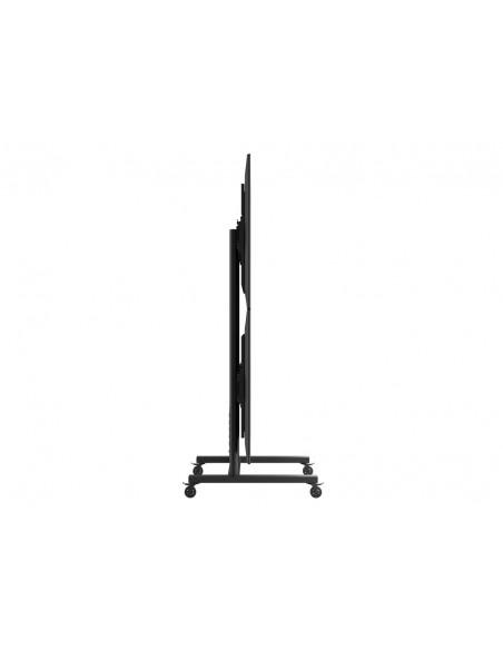 Multibrackets M Public Video Wall Stand Portrait 6-Screens 40-55'' Black Multibrackets 7350073731824 - 11