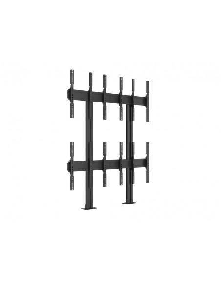 """Multibrackets 1824 fäste för skyltningsskärm 139.7 cm (55"""") Svart Multibrackets 7350073731824 - 15"""