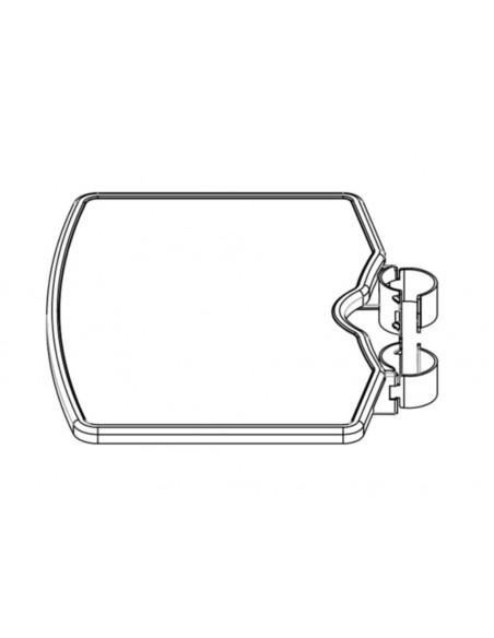 Multibrackets M Public Floorstand Shelf Basic 150 Multibrackets 7350073732326 - 9