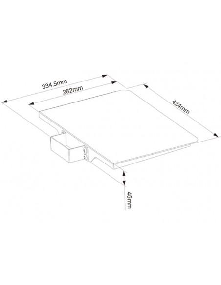Multibrackets 2388 tillbehör till bildskärmsfäste Multibrackets 7350073732388 - 3