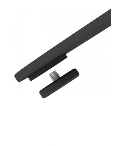 Multibrackets M Display Stand 180 Single Silver w. Floorbase Multibrackets 7350073732418 - 17